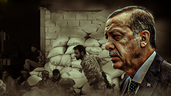 Erdogan pushes his Ottoman mercenaries to hell as they fall in Libya