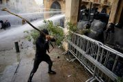 400 injured in Lebanon clashes