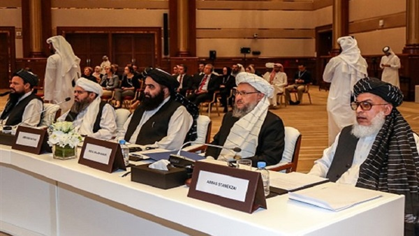 Taliban's aspirations on the table in new Afghan negotiations amid bullets and explosions