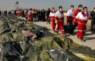 Iran says countries involved in Ukrainian plane downing should remain apolitical