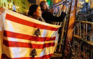 Protesters condemn Hassan Diab's new government in Lebanon