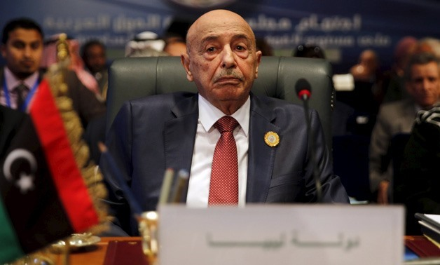 Libyan Parl't Speaker urges Arab Parl't to withdraw recognition of GNA's council