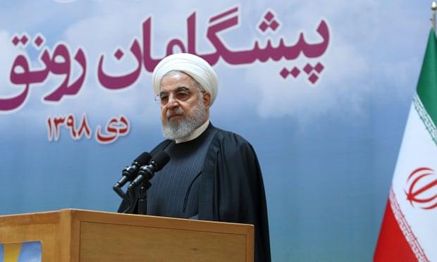 Tehran plane crash: individuals arrested, says Iran