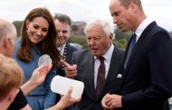 Prince William unveils 'Earthshot prize' to tackle climate crisis