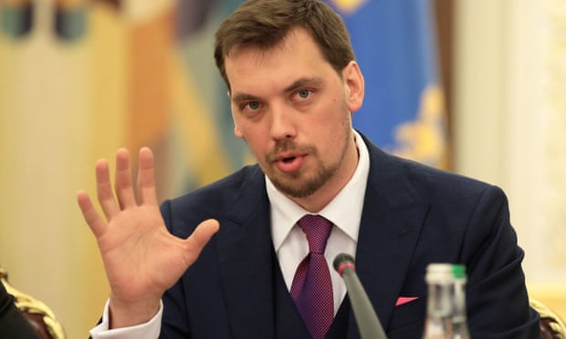 Ukraine prime minister offers resignation after leaked recording