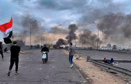 Iraqi security forces advance on Baghdad square, shoot at protesters