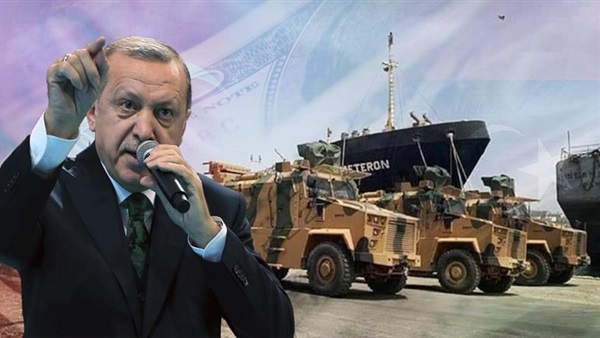 From a British bus company to a Turkish armored factory: BMC is military sponsor of terrorism in Libya