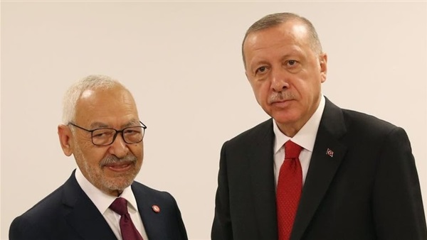 Erdogan and Ghannouchi trying hard to save Ottoman-Brotherhood plot