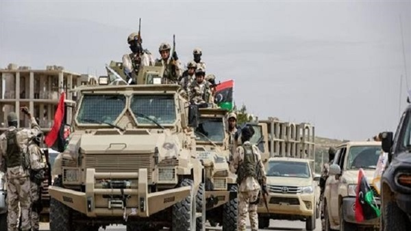 GNA militias keep violating Libya ceasefire