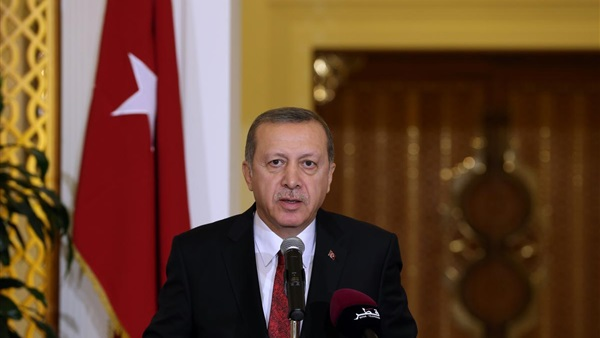 Erdogan in bid to control North Africa