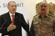 Libyan tribes slapping Turkey's Erdogan on the face