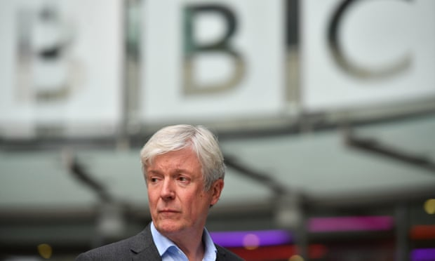 Tony Hall to step down as BBC director general