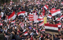 Thousands turn up for 'million' Iraq rally against US troops