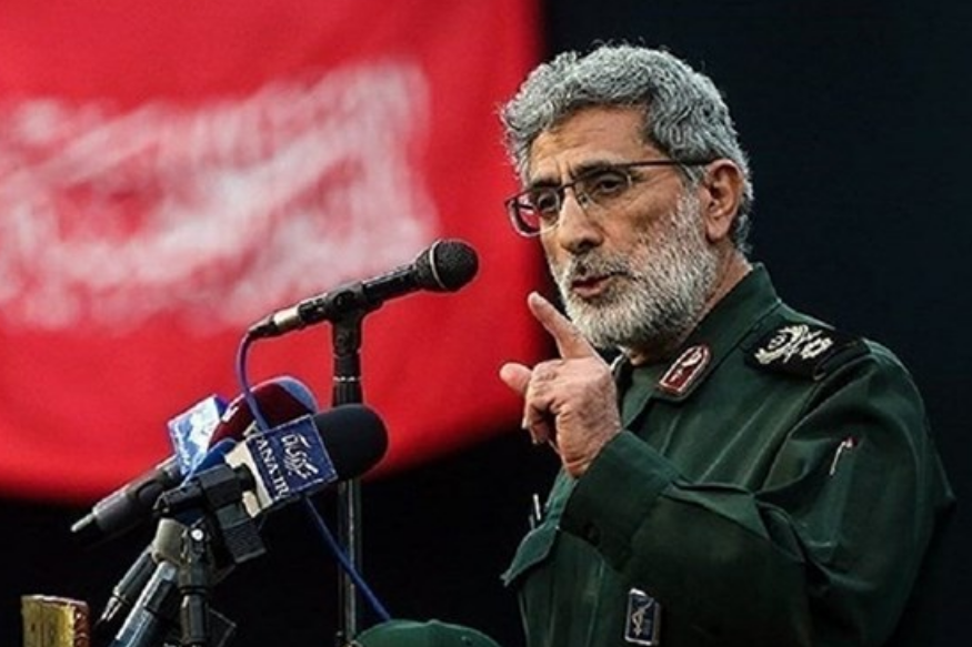 Khamenei appoints Esmail Qaani as New Chief of Quds Force