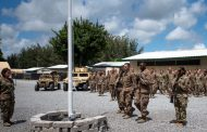 Kenya police: 3 arrested trying to enter British Army camp