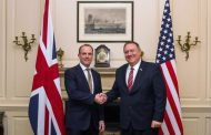 US, UK Agree on Pressuring Iran