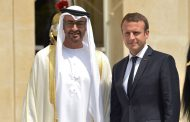 Mohamed bin Zayed receives French President's phone call