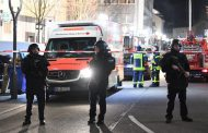 German shooting attack left at least 9 dead