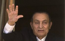 Arab and world leaders pay tribute to Egypt's former president Hosni Mubarak