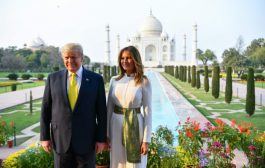 Trump holds rally in India while Steyer qualifies for South Carolina debate