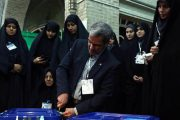 Iran elections record lowest turnout since 1979, hardliners claim victory