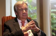 UN chief says new virus poses 'enormous' risks