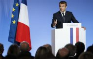 Macron affirms secularist France to end political Islam
