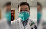 Chinese doctor who warned about the coronavirus outbreak dies