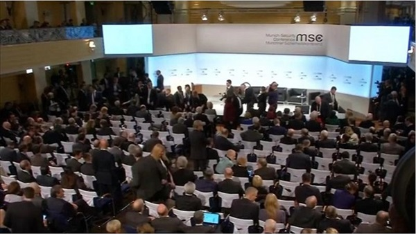 The 56th Munich Security Conference (MSC) 2020 agenda…Video