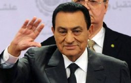 Three days of national mourning after Mubarak's passing