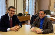Prominent writer Alexandre del Valle interviewed Abdel Rahim Ali