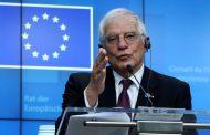 EU demands end to Syrian regime bombing on Idlib