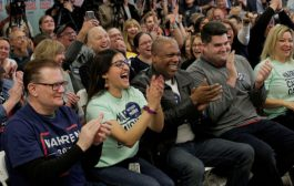 Democrats prepare to vote in most diverse 2020 state yet