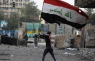 Iraqi forces kill one protester in Baghdad, wound 24
