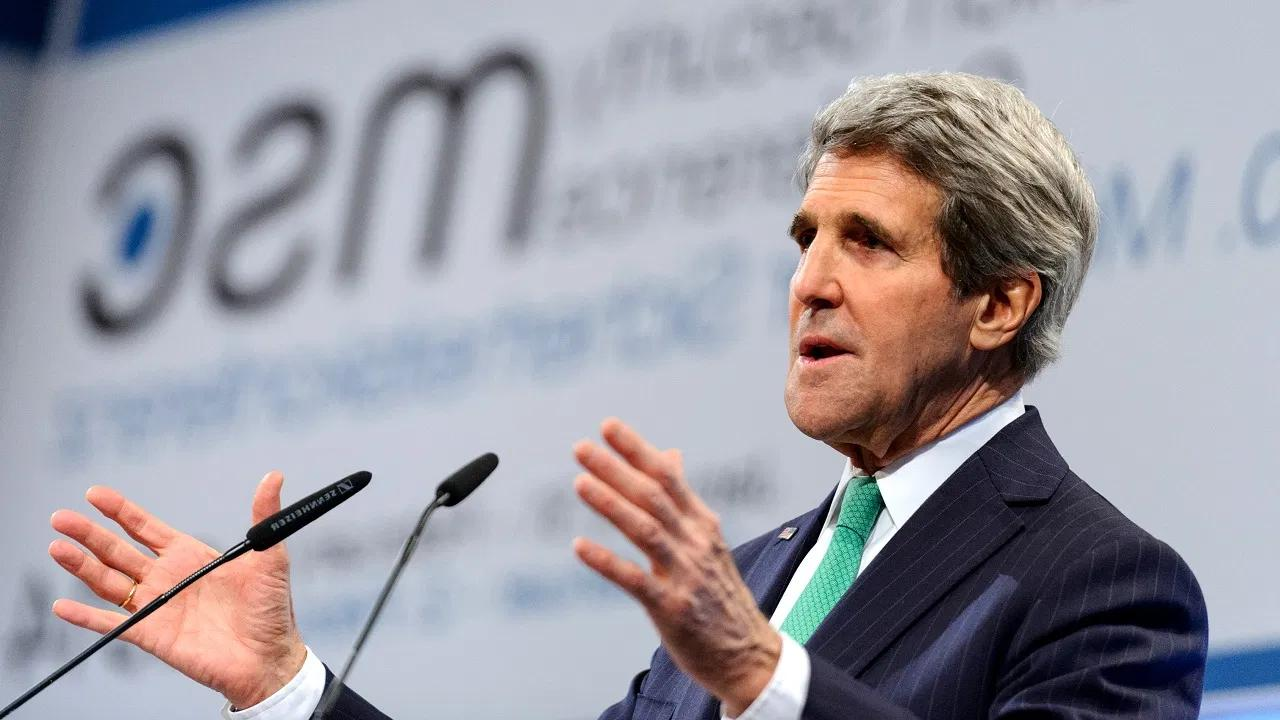 John Kerry criticized Donald Trump at Munich Security Conference