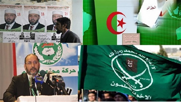 Stages of Brotherhood change of stances in Algeria after presidential elections