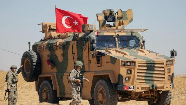 COVID-19 threatening Turkish military presence in Syria