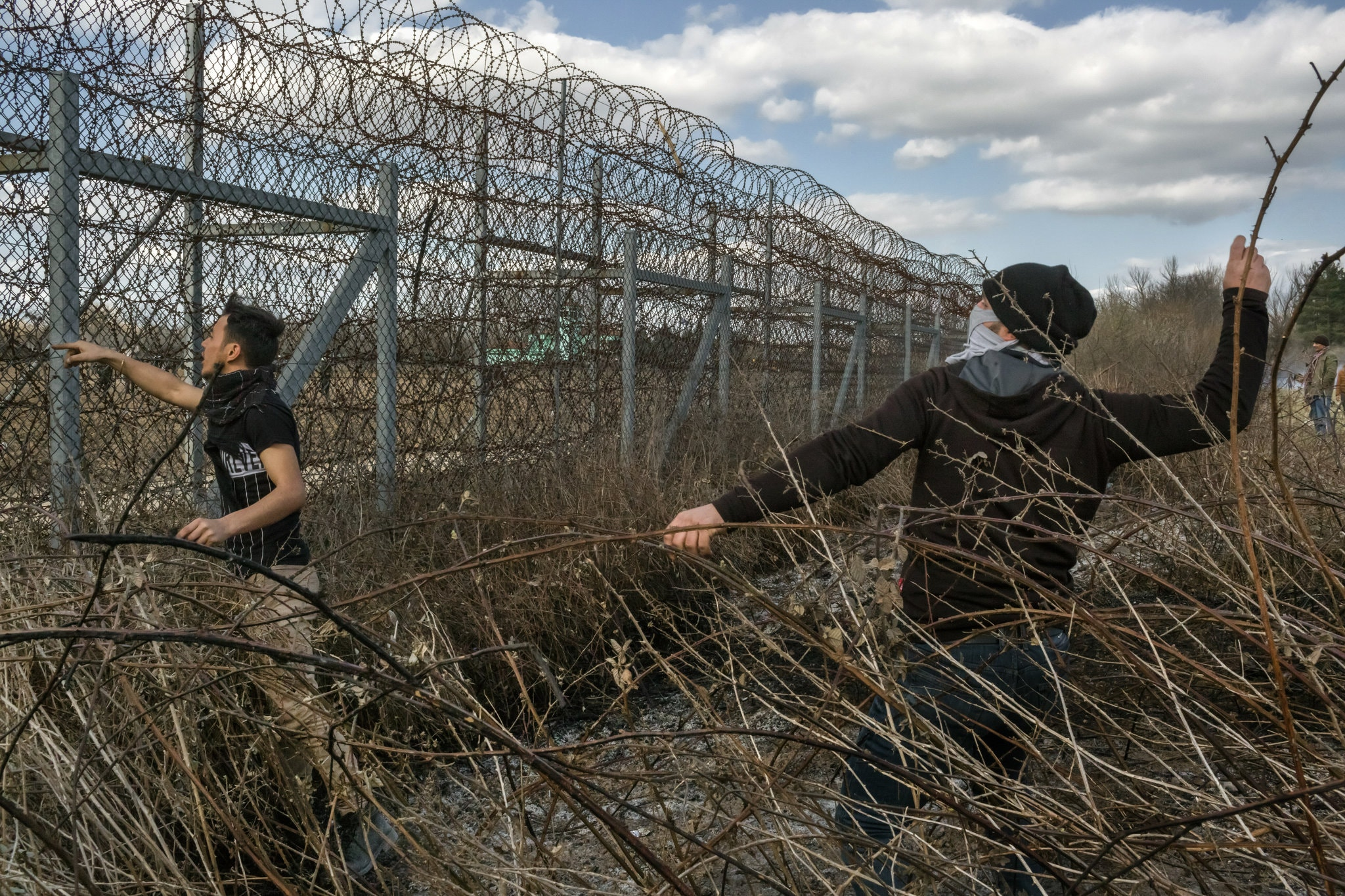 Turkey Steps Back From Confrontation at Greek Border
