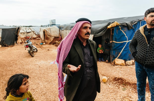 Hounded by war, can Idlib's desperate civilians outrun final assault?