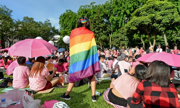 Singapore court rejects challenge to gay sex ban