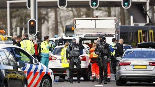 Utrecht tram Turkish-born shooter is jailed for life