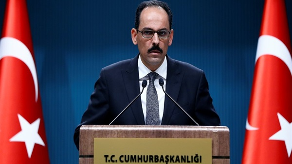 Ibrahim Kalin: Turkish presidential spokesman's suspected links to terrorism in Libya