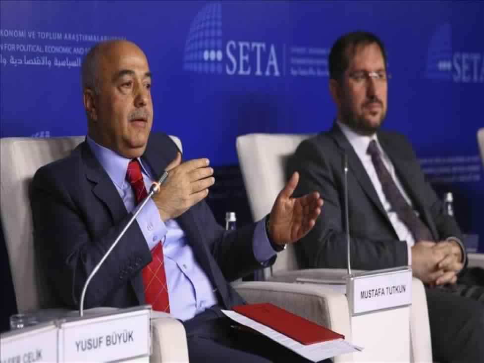 Turkish SETA promotes terrorism in Arab countries
