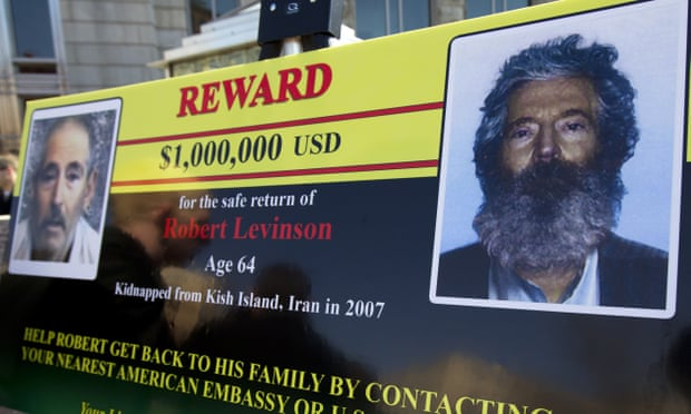Robert Levinson's family confirms former FBI agent died in Iranian custody