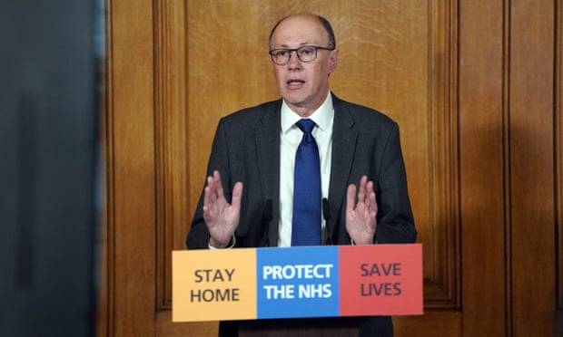 UK can keep Covid-19 deaths below 20,000, says medical director