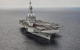 Coronavirus: 40 suspected cases aboard French navy ship