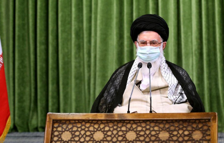 Iran's Khamenei rejects talks with U.S. over missile, nuclear programmes