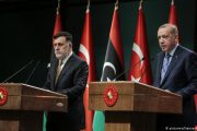 Turkey seeking to reap rewards in Libya to boost faltering economy
