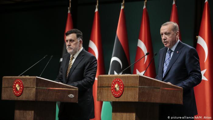 Turkey seeking to reap rewards in Libya to boost faltering economy