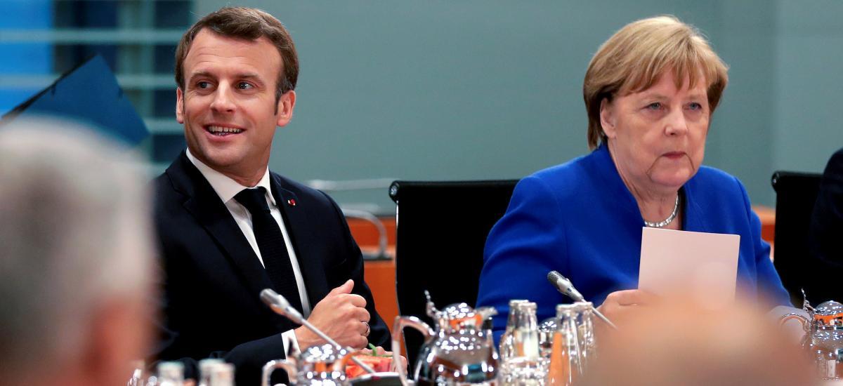 Germany, France, Italy threaten sanctions over foreign interference in Libya